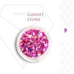 Garnet stone effect szlachetny kamień efekt opalizujący 3d
