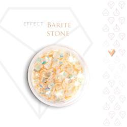 Barite Stone Effect Szlachetny Kamień Efekt Opalizujący 3D