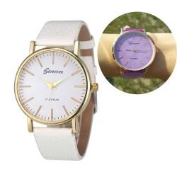 Zegarek damski zmieniający kolor termiczny fiolet
