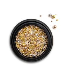 Ozdoby na paznokcie Biżuteria zdobienie Mix 18a