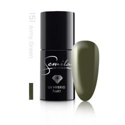 Semilac lakier hybrydowy 151 army green