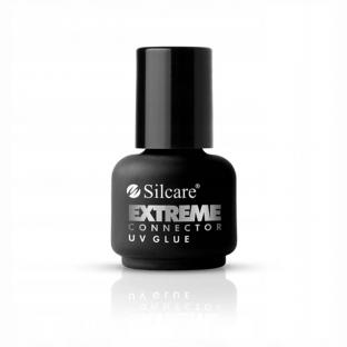 Silcare extreme connector klej UV zwiększa przyczepność żeli 15ml