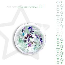 Gwiazdki efekt ozdoby na paznokcie Constellation 11