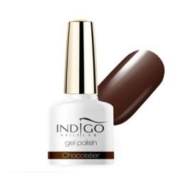 Indigo Lakier hybrydowy Chocolatier 7ml