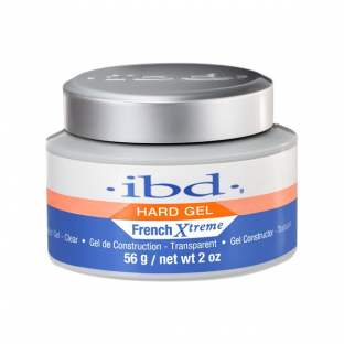 IBD French Xtreme LED/UV CLEAR hard gel -56g