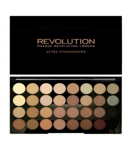 Makeup Revolution Beyond Flawless - Paleta Cieni