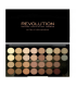 Makeup Revolution Beyond Flawless - Paleta Cieni