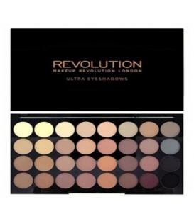 Makeup revolution flawless matte - paleta cieni