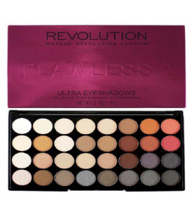 MAKEUP REVOLUTION BEYOND FLAWLESS 2- PALETA CIENI