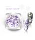 Pyłek Efekt na paznokcie Świąteczny Zimowy Snow 07