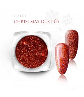 Pyłek efekt - Christmas Dust No.06