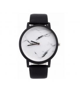 Zegarek damski męski pasek unisex biały Marmur