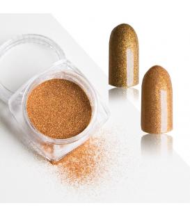 Holo Copper efekt pyłek do paznokci zdobień