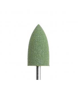 Frez gumowy gumka do polerowania stożek szeroki GC3