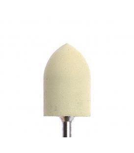 Frez gumowy gumka do polerowania stożek GC7