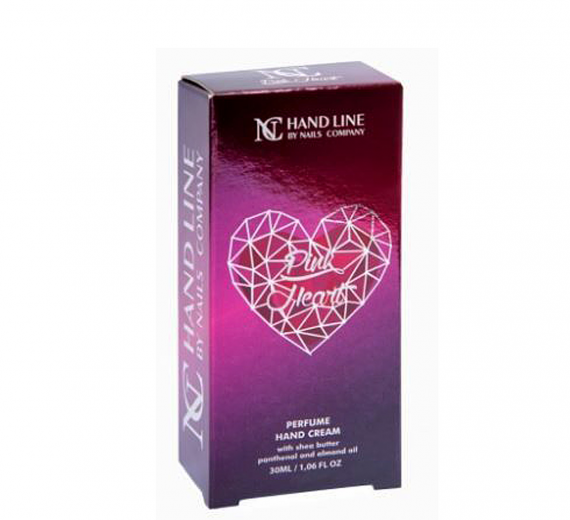 Nails company krem do rąk pink heart 30ml