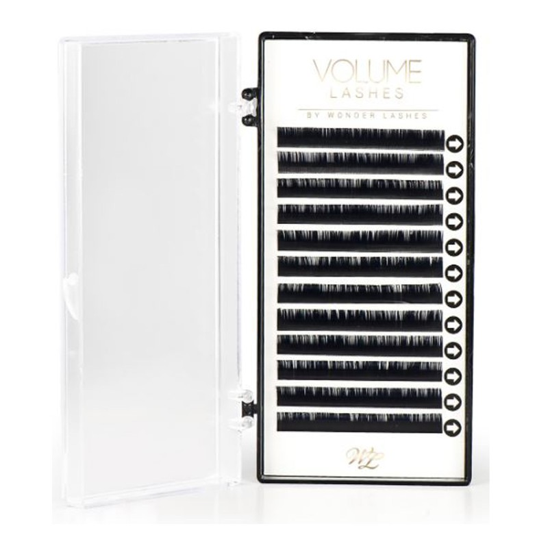 Rzęsy volume lashes B 0,04 mix 8-15