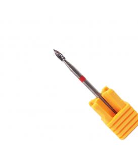 Frez z węglika spiekanego stożek krótki F80