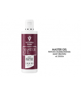 Victoria Vynn Master Gel Liquid Płyn do modelowania masy akryl - żel 20ml