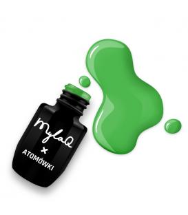 MylaQ lakier hybrydowy 5ml arielle mist M031