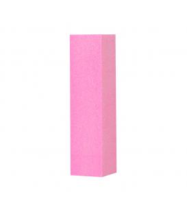 MylaQ czterostronny blok polerski różowy