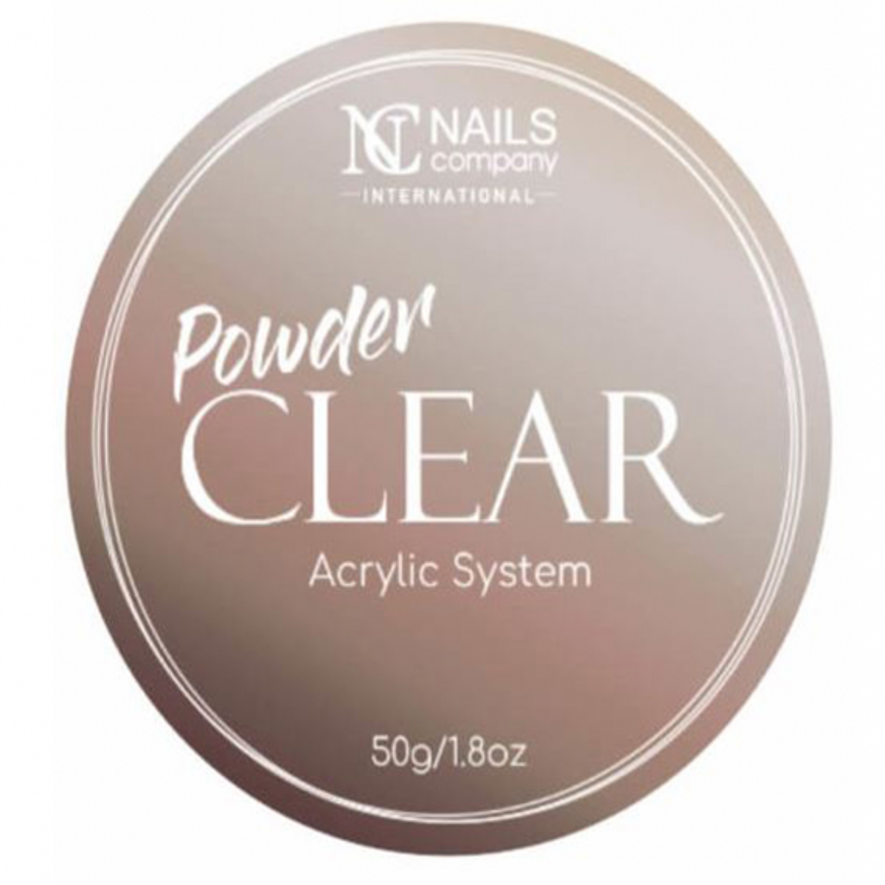 Nails company akryl szybkoschnący Clear 50g