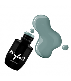 MylaQ lakier hybrydowy 5ml Outfit of the Day M111