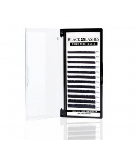 Black Lashes Express mix lashes C 0,15 mix 8-14mm