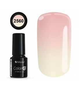 Lakier hybrydowy termiczny thermo pastel 2560