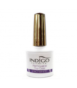 Indigo Top Coat Pro White Removable Sunblocker 7ml