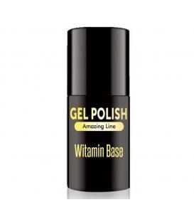 Baza witaminowa lakier hybrydowy gel polish