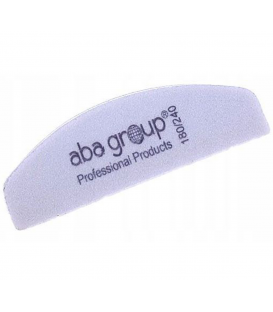 Aba Group mini polerka do paznokci łódka 180/240