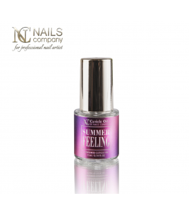 Nails company oliwka do skórek - summer feeling 5 ml