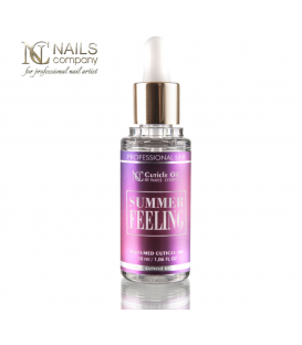 Nails company oliwka do skórek - summer feeling 30 ml