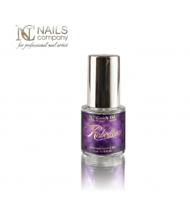 Nails company oliwka do skórek - rebellion 15 ml