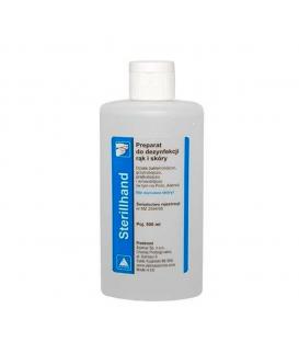 Płyn do dezynfekcji rąk i skóry 0,5l STERILLHAND