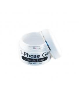 Żel uv 1- phase gel clear 5g