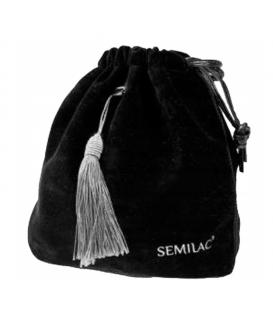 Semilac elegancka filiżanka z logo Semilac biała