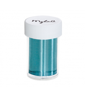 MylaQ folia transferowa do paznokci Niebieska