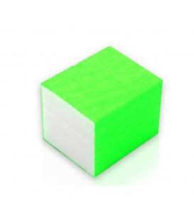 10x mini blok polerski 4 stronny polerka zielony
