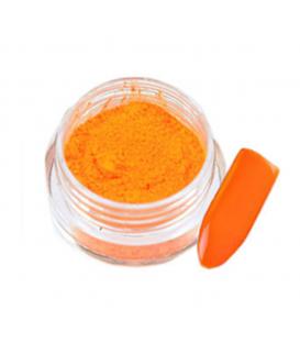 90 pyłek fluo uv neonowy pigment pomarańcz jasny