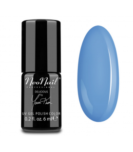 NeoNail 5639-1 Lakier Hybrydowy 6 ml - Blue Cream Jelly