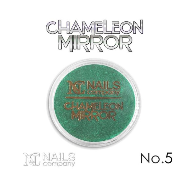 Nails company mirror chameleon powder no.5 / 0,5g