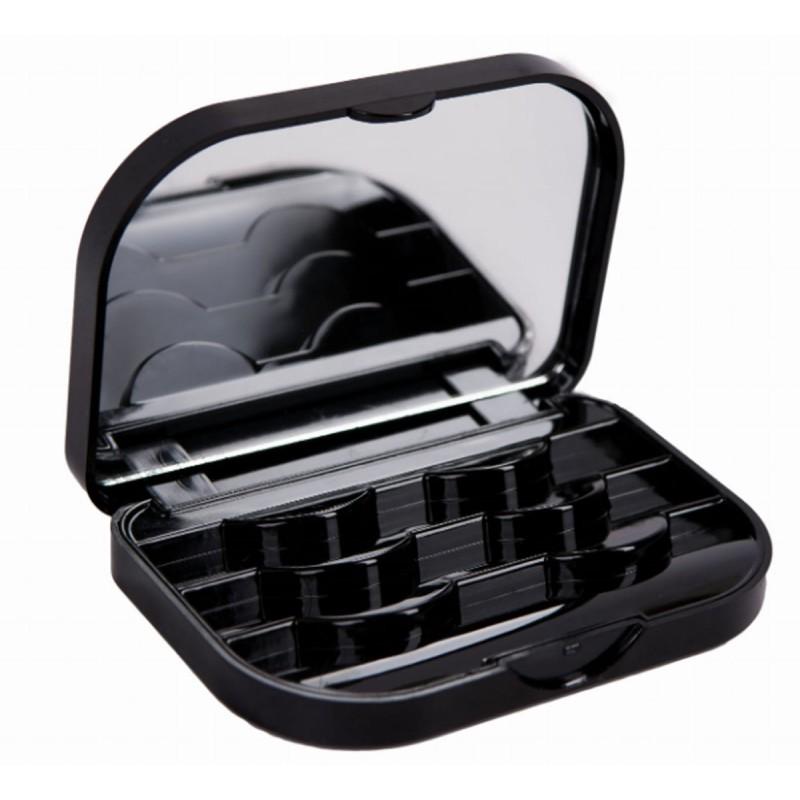 Organizer na rzęsy na pasku Lash Box Black Premium