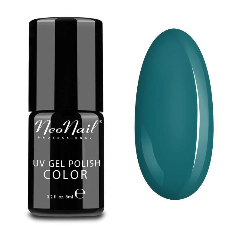 Neonail candy girl 2992  Lakier hybrydowy - Turquoise