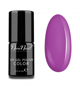 Neonail candy girl 3642 Lakier hybrydowy - Orchid