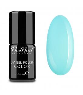 Neonail candy girl 3648 Lakier hybrydowy - Pastel Blue