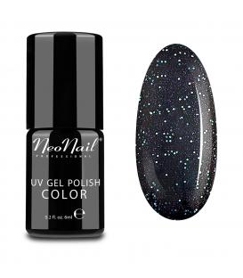 Neonail galaxy glitter 5009 Lakier hybrydowy - Andromeda