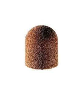 Kapturek ścierny do pedicure frez 13 mm 1 szt. gradacja 80