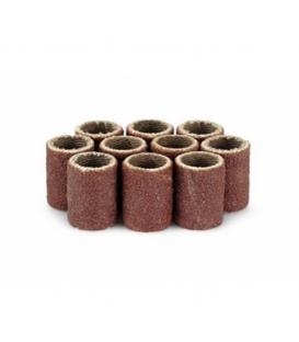 Nakładka frez do pedicure / mandrele 10 sztuk gradacja 240